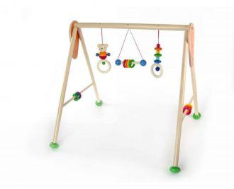 Babyspielgerät Bär Henry
