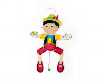 Jumping jack, Pinocchio