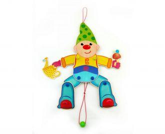 Jumping jack, gnome