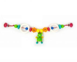 Pram chain, Toni the frog